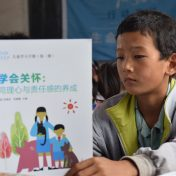ACTAsia launches new Caring for Life Education tools to assist Chinese Educators