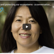 Connecting and protecting our ecosystems
